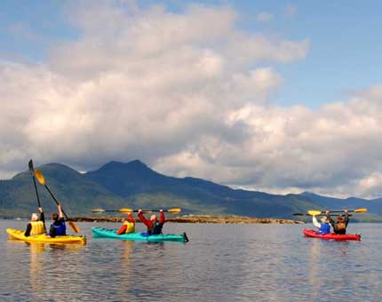 South East Exposure Guided Sea Kayaking Tours