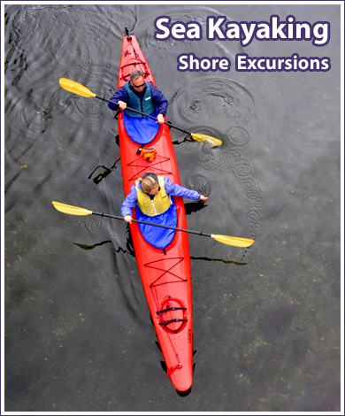 Ketchikan Alaska Kayaking Tours