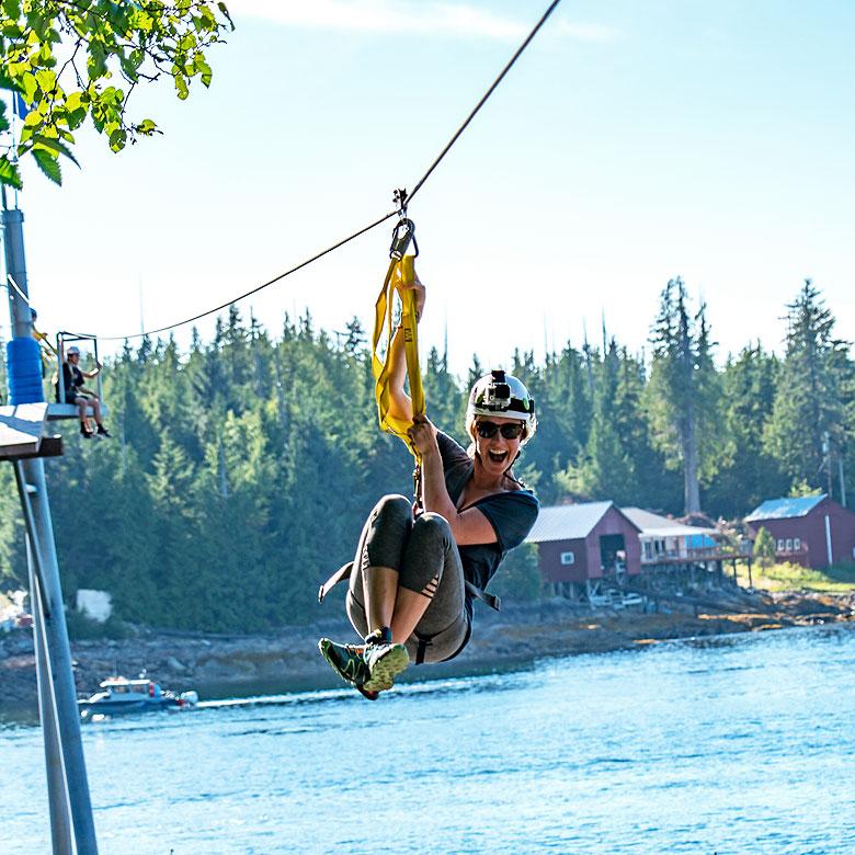 Zipline Adventure Park